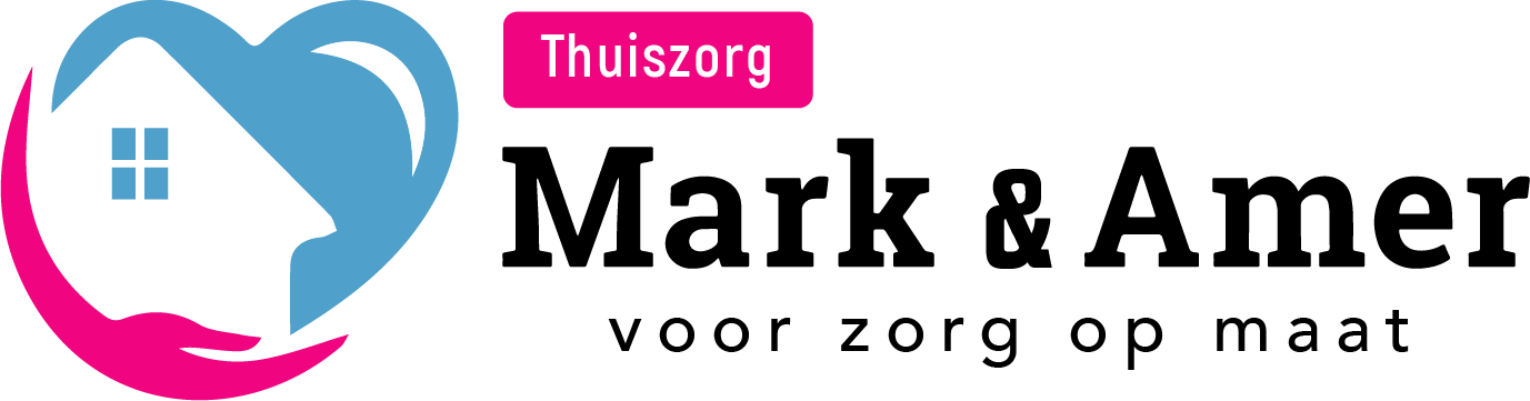Thuiszorg Mark en Amer logo